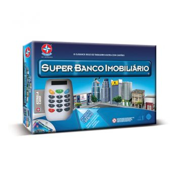 Super Banco Imobiliario Estrela