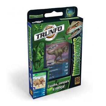 Super Trunfo Dinossauros Grow