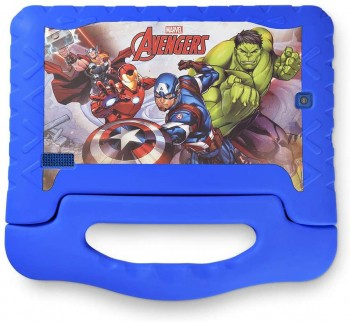 Tablet Multilaser Disney Vingadores Plus 7 8GB azul 1GB RAM
