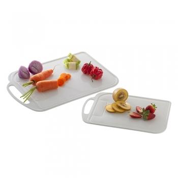 Tábua Para Corte Grande Legumes Carnes E Frutas 55x38,5 Cm