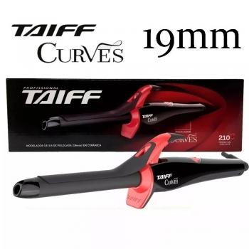 Taiff Modelador De Cachos Curves 3/4 (19mm) Bivolt
