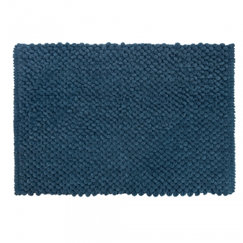 Tapete De Banheiro Microfibra Bolinha Micropop Antiderrapante