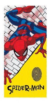 Toalha De Banho Felpuda Spider Man Homem Aranha Lepper