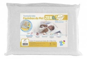 Travesseiro Favinho Recém Nascido - Fibrasca