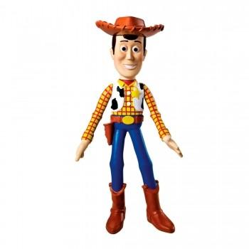 Woody Boneco De Vinil Lider Brinquedo Toy Story Original