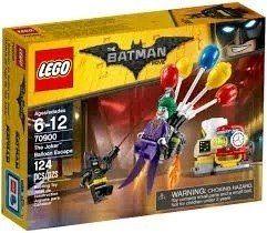Lego 70900 Fuga Do Balao Do Coringa Filme Lego Batman