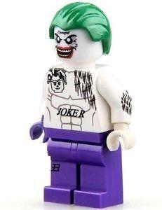 Bloco De Montar Lego Coringa Batman Esquadrão Suicida Joker
