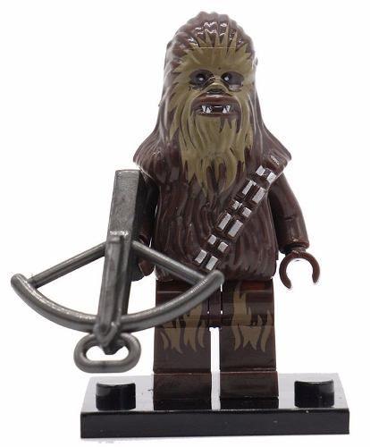 Boneco Minifigure Lego Star Wars Chewbacca #10