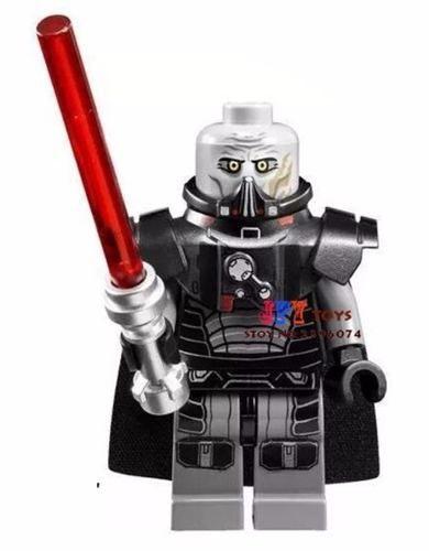 Boneco Minifigure Star Wars Vi Darth Vader