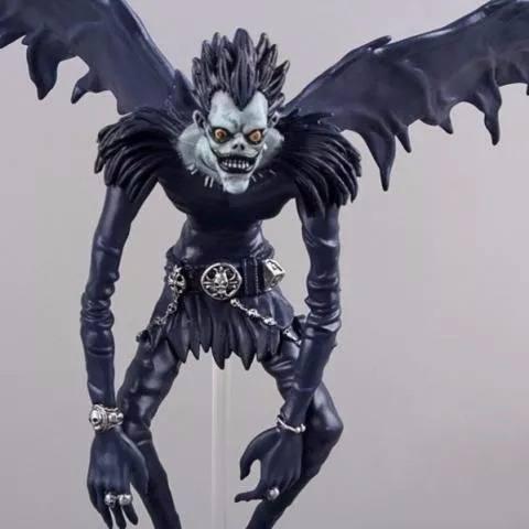 Death Note Boneco Estatua Ryuk Action Figure