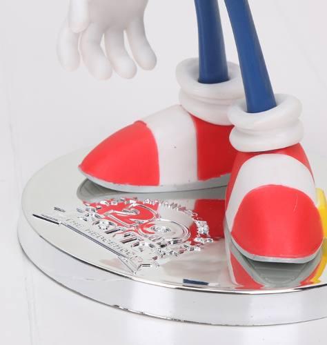 Boneco Action Figure Sonic The Hedgehod 17 Cm Pvc Estatueta