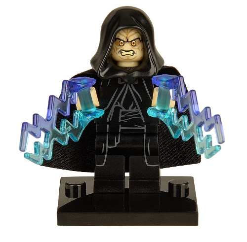 Boneco Minifigure Star Wars Darth Sidious #19