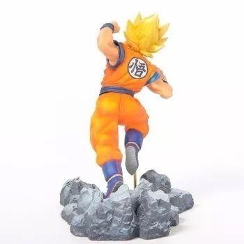Action Figure Dbs Dragon Ball Super Sayajin Goku Banpresto