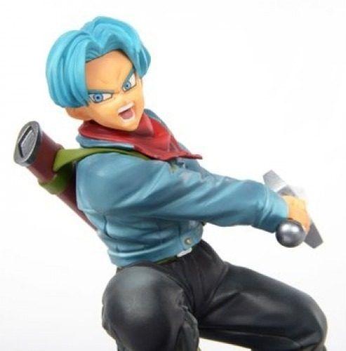 Action Figure Dbs Dragon Ball Super Trunks Banpresto