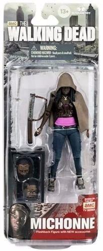 The Walking Dead: Michonne - 15 Cm - Mcfarlane Toys