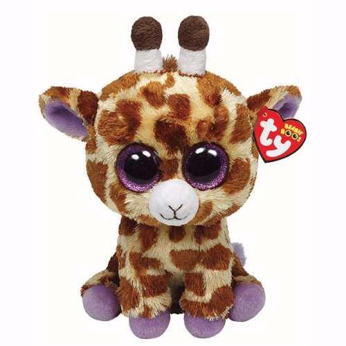 Beanie Boos Pelúcias - Girafa - Safari - Ty Dtc