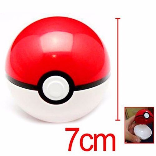 Pokémon - Pokebola Pokeball - Pokebola Padrão