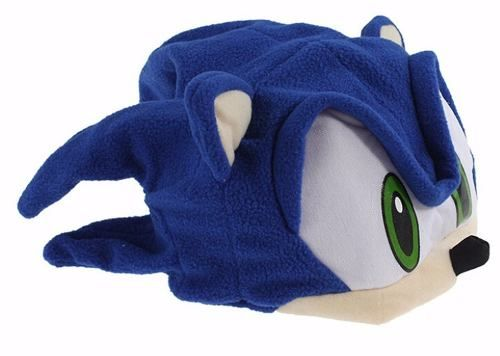 Touca Chapéu Do Sonic The Hedgehog