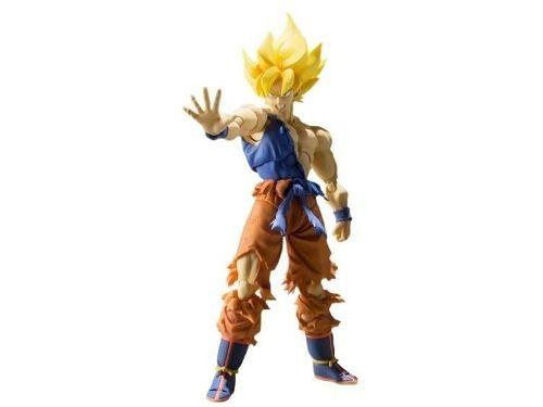 Boneco Articulado Goku Ssj Dragon Ball Super