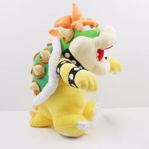 Super Mario Brothers Pelúcia Bowser + Yoshi
