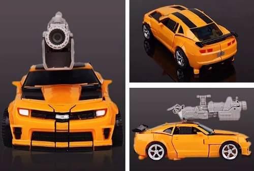 Transformers Carro Robo Bumblebee
