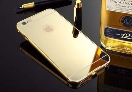 Bumper Alumínio Espelhada Luxo Iphone 6