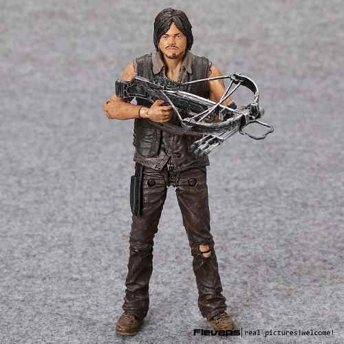 The Walking Dead: Daryl Dixon + Rick Grimes - Mcfarlane Toys
