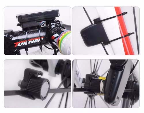 Velocimetro Bicicleta Touch Sem Fio Wireless Pronta Entrega