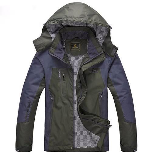 Casaco/jaqueta/blusa Reforçado! - Frio/neve/inverno