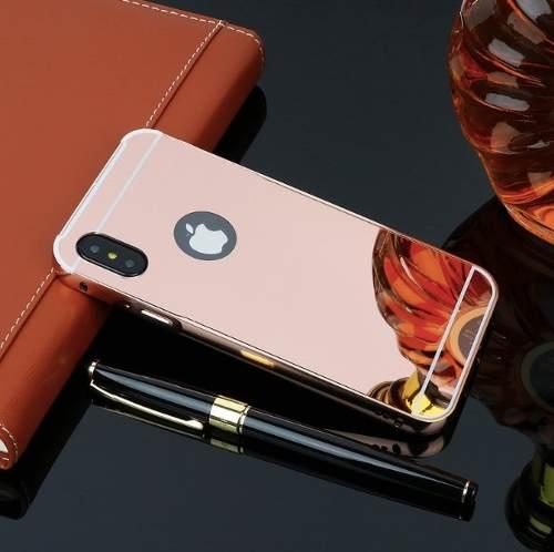 Capa Capinha Anti Impacto Espelhada Iphone X