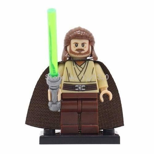 Boneco Lego Star Wars Jedi Qui-gon Jinn