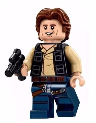 Boneco Lego Star Wars Han Solo