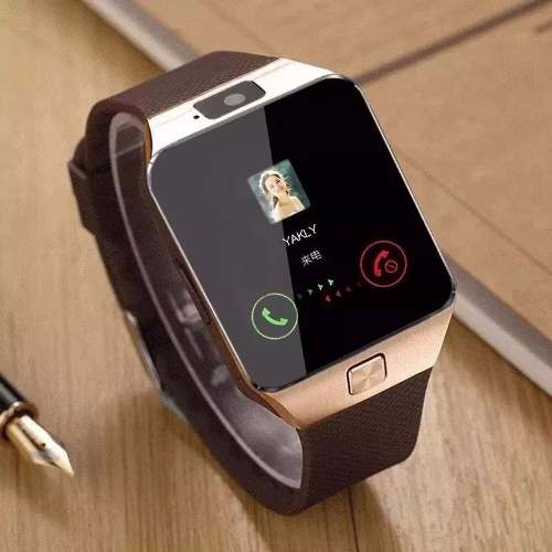 Relógio Bluetooth Smartwatch Dz09 Iphone Android Gear Chip
