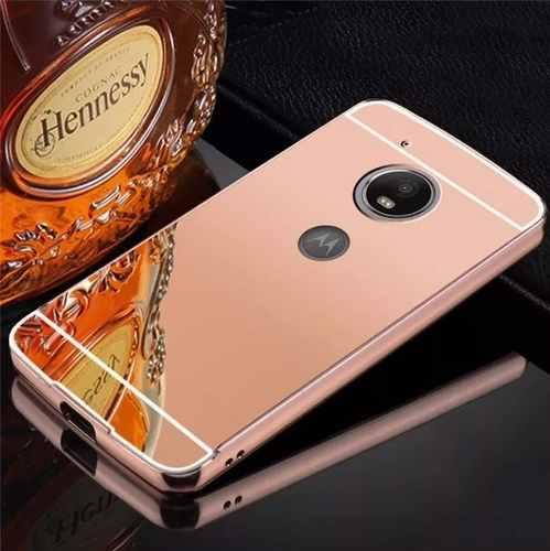 Capinha Bumper Espelhada Celular Moto G5 Plus Xt1683 Tela5.2