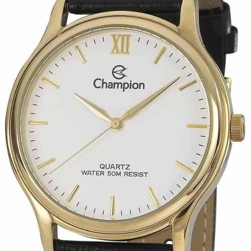 Relógio Champion Social Masculino Cn20060b, C/ Garantia E Nf