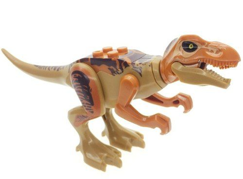 Boneco Lego Dinossauros Jurassic World Park T-rex Tiranossauro
