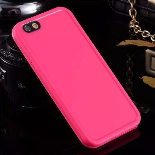 Kit Capinha Case Prova D Agua Apple Iphone 6 E 7 / Plus