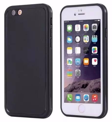 Kit Capinha Case Prova D Agua Apple Iphone 6s 6 Plus 7 7plus