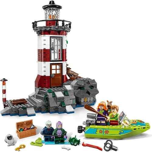 Scooby Doo - Haunted Lighthouse - Farol Assombrado 437 Peças