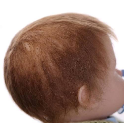 Bebê Reborn Menino Silicone Pronta Entrega