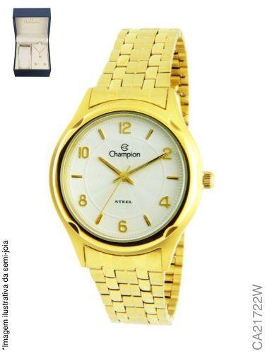 Relógio Feminino Champion Analógico Social Ca21722w