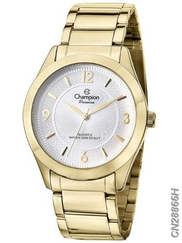 Relógio Champion Feminino Original Cn28866h + Nota Fiscal