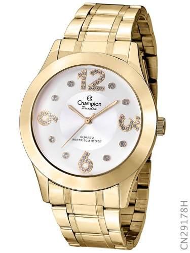Relógio Champion Feminino Cn29178h O R I G I N A L