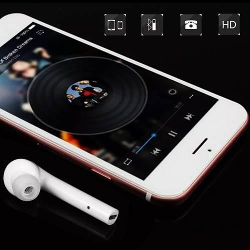 Fone De Ouvido Bluetooth Boas A7 Apple Airpod Fones Sem Fio