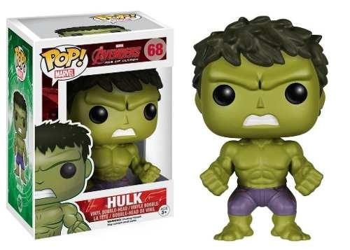Funko Pop! Marvel: Vingadores - Hulk #68