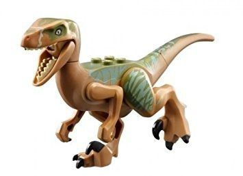 Lego Dinossauros Jurassic World Velociraptor Echo