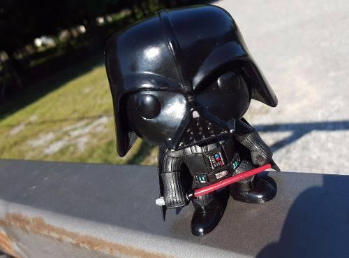 Star Wars Boneco Funko Pop Darth Vader Vinyl Bobble Head