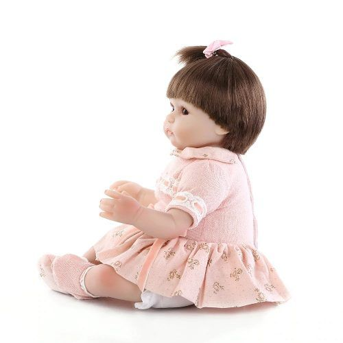 Boneca Bebê Reborn + Pronta Entrega