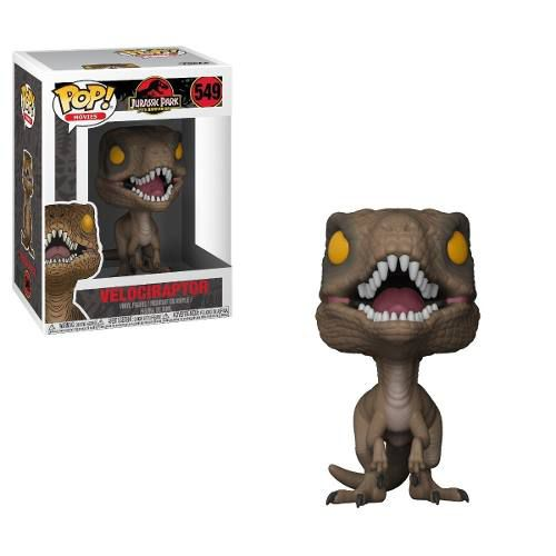 Funko Pop: Jurassic Park - Velociraptor