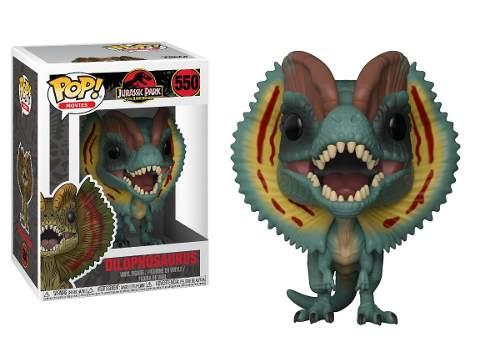 Funko Pop: Jurassic Park - Dilophosaurus